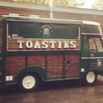 The Toasties truck